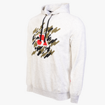 Arsenal Men's Graphic Hoodie, Beige
