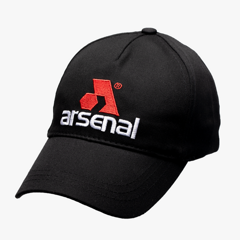 Arsenal Men's Classic Cap, Black