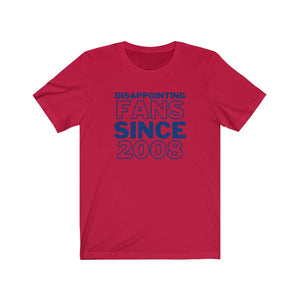 Disappointing Fans Since 2008 Shirt (Philadelphia Baseball)
