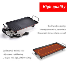 Load image into Gallery viewer, Barbecue Electric Raclette Grill