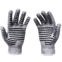 Load image into Gallery viewer, Professional Anti-cut Level 5 Cut-Resistant Non-slip Working Kitchen Gloves - as the picture am