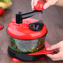 Load image into Gallery viewer, Multifunctional Vegetable Grinder - Red