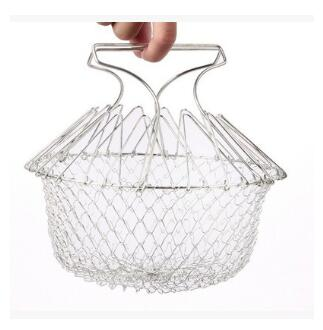Foldable Frying Basket - Frying Basket