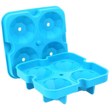 Load image into Gallery viewer, Diamond Ice Cube Tray - sky blue