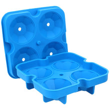 Load image into Gallery viewer, Diamond Ice Cube Tray - Blue