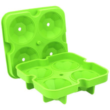 Load image into Gallery viewer, Diamond Ice Cube Tray - Green