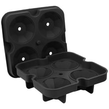 Load image into Gallery viewer, Diamond Ice Cube Tray - Black