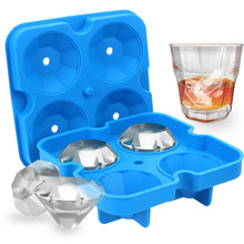Load image into Gallery viewer, Diamond Ice Cube Tray