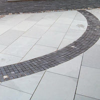 grey slate for patio paving
