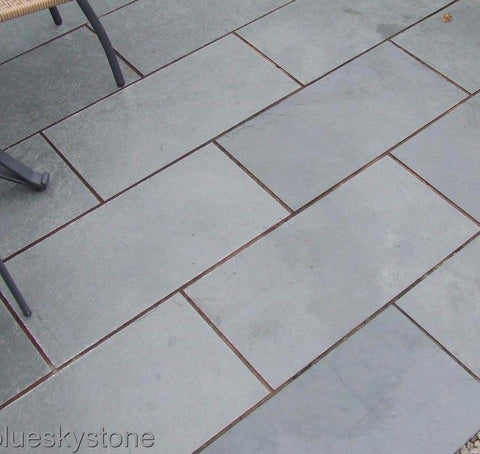 grey slate paving slabs