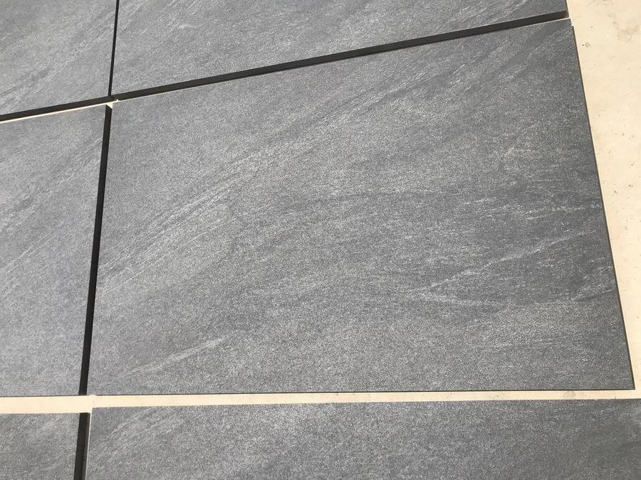 porcelain paving slabs, anthracite