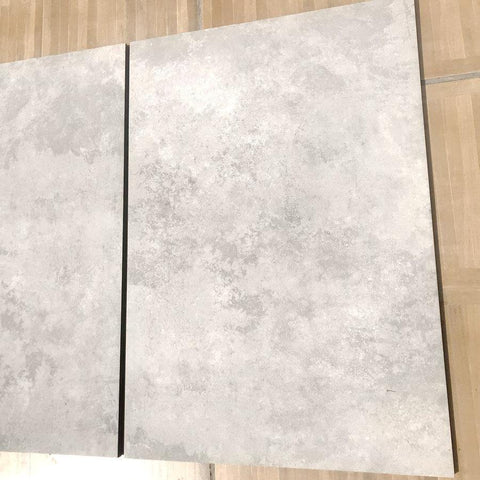 ash porcelain paving slabs 900 x 600