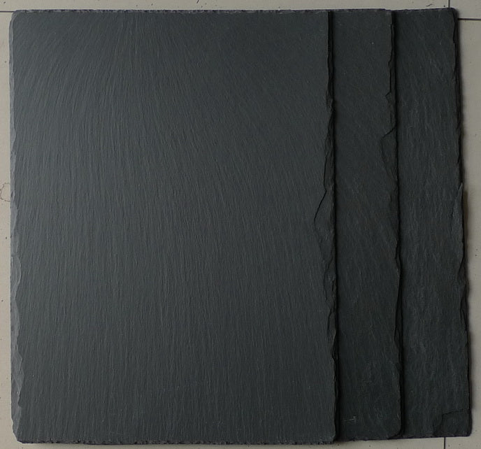 Natural Roofing Slate, Charcoal Grey Slate 600x300x5-7mm