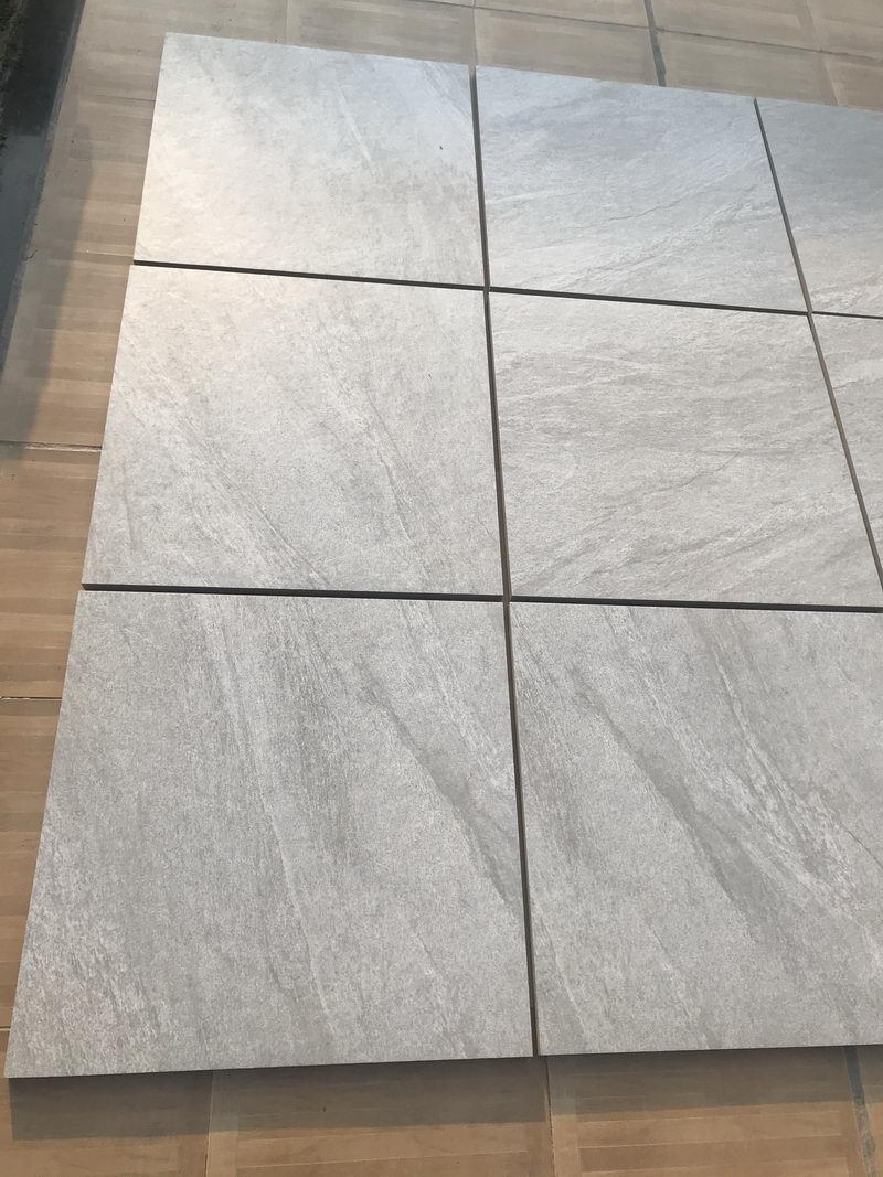 Light Grey Porcelain Paving, Country 900x600x20mm