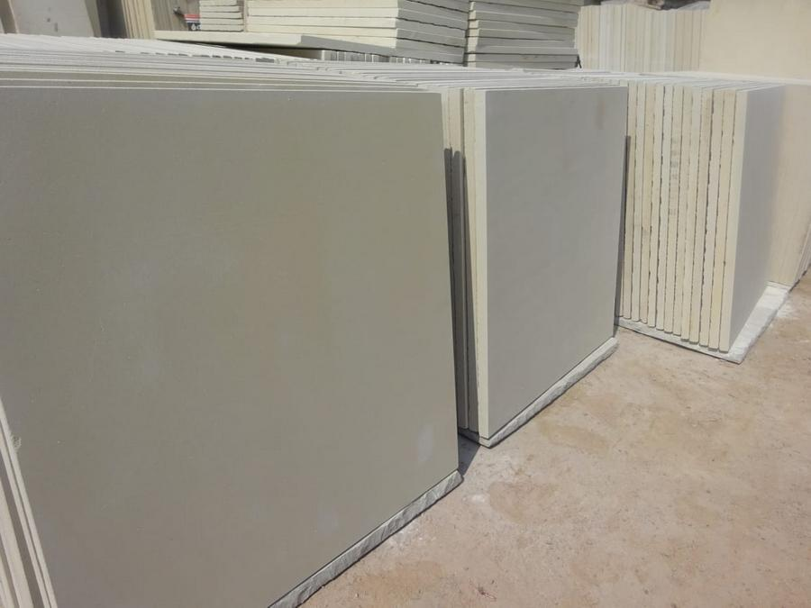 mint sandstone slabs sawn honed