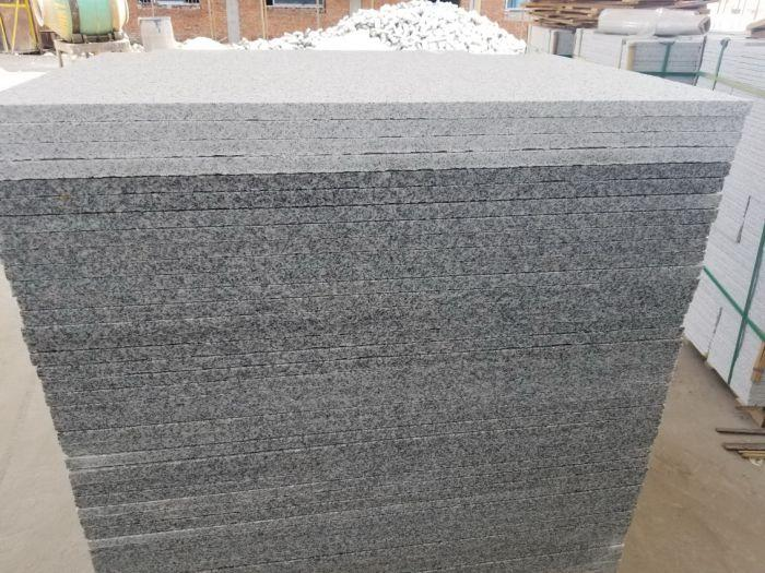 Silver Grey Granite Plank Paving Light Grey 900x200