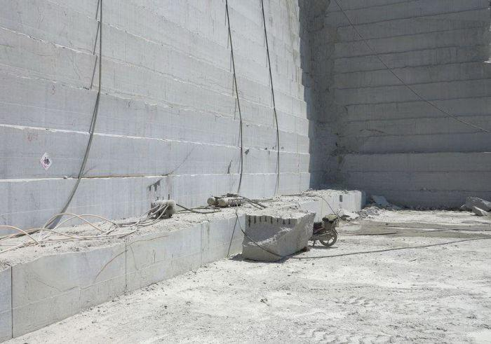 grey granite quarry