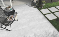 porcelain paving hammerstone grey