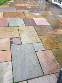 sandstone paving Raj blend 560 series packs