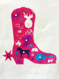 Cowboy Boot (for cowgirls)