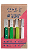 Opinel Essentials Small Kitchen knives - Primavera