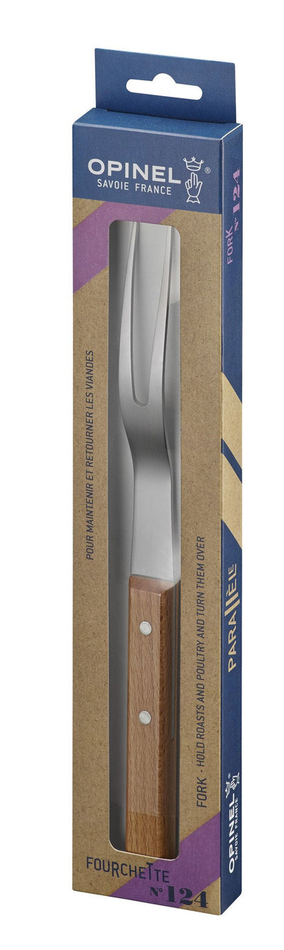 Parallele Carving fork