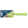 Essential Stationary Peeler - Individual Apple Green Small Kitchen Knife