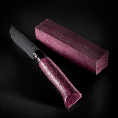 Limited Edition No.08 Folding Knife - Amaranth