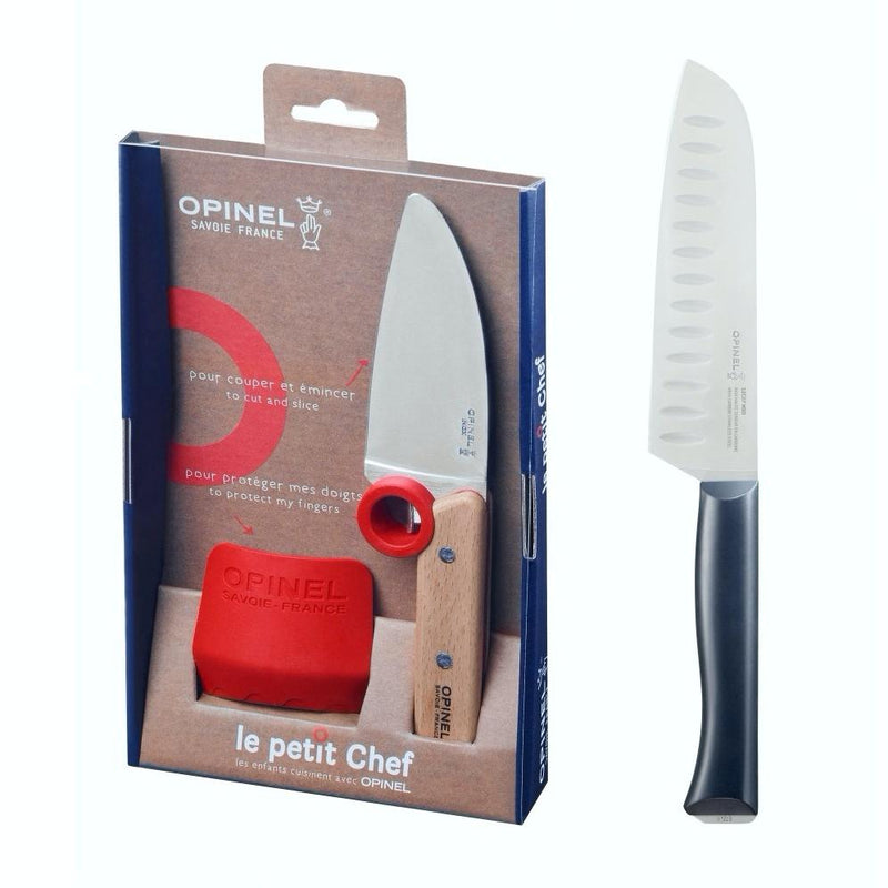Cooking Together Kit - Le Petit Chef x Intempora Santoku