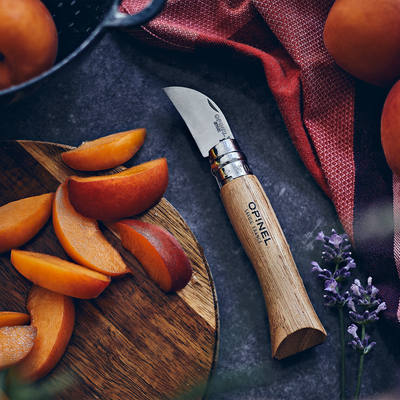 No.07 Folding Chestnut and Garlic Knife