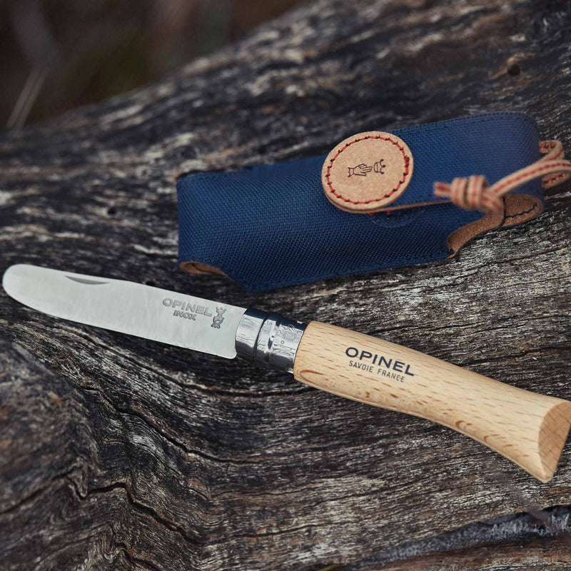 No.07 My First Opinel with Sheath