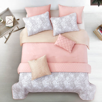 Mulitpiece comforter set