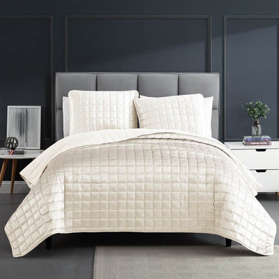 Mulitpiece coverlet set
