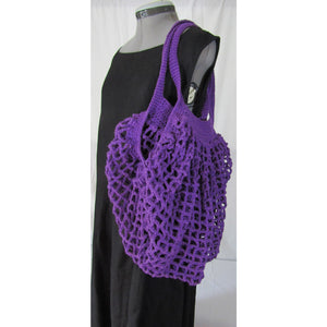 Medium Crochet French Market Bags