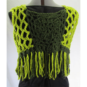 Green Elvish Vest