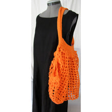 Load image into Gallery viewer, Large Crochet French Market Bags
