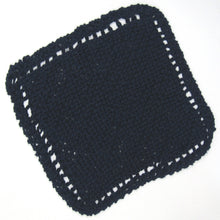Load image into Gallery viewer, Handknit Cotton Cloths