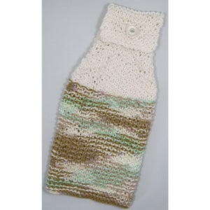 Handknit Cotton Towels