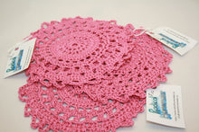 Load image into Gallery viewer, Handmade Crochet Doilies