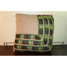 Load image into Gallery viewer, Reversible Crochet Pillows