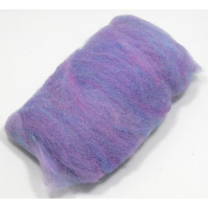 Dyed & Combed Wool
