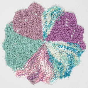 Flower Swirl Cloth