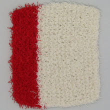 Load image into Gallery viewer, Handknit Rectangular Scrubbie Cloths