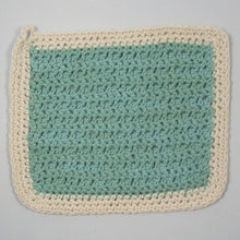 Load image into Gallery viewer, Rustic Crochet Cotton Cloths