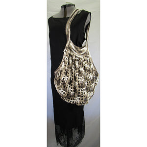 Large Crochet French Market Bags