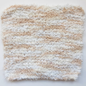 Handknit Rectangular Scrubbie Cloths
