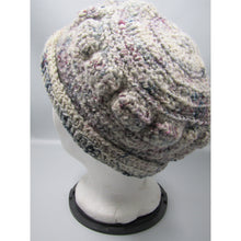 Load image into Gallery viewer, Winter Berries Crochet Hat