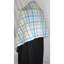Load image into Gallery viewer, Woven Plaid Shawl