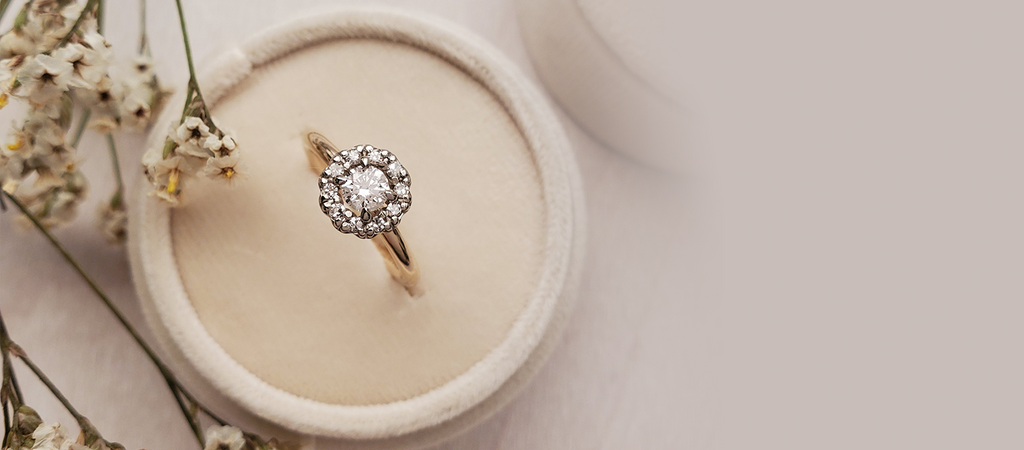 Start your design journey here, with our selection of ethical diamonds and gemstones.