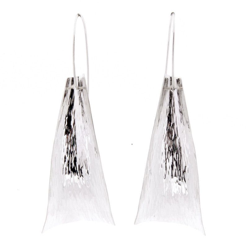 """Freedom"" Earrings (Sterling Silver)"